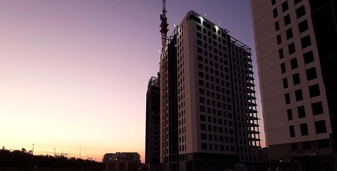 پروژه برج های رویای کیش - تصویر پنجم